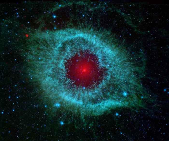 Image of planetary nebula