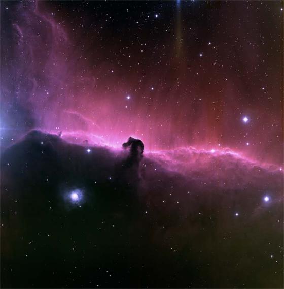 Horsehead Nebula near Orion